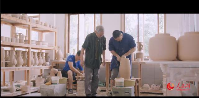 非遗纪录片《东方遗韵》:龙泉青瓷传统烧制技艺